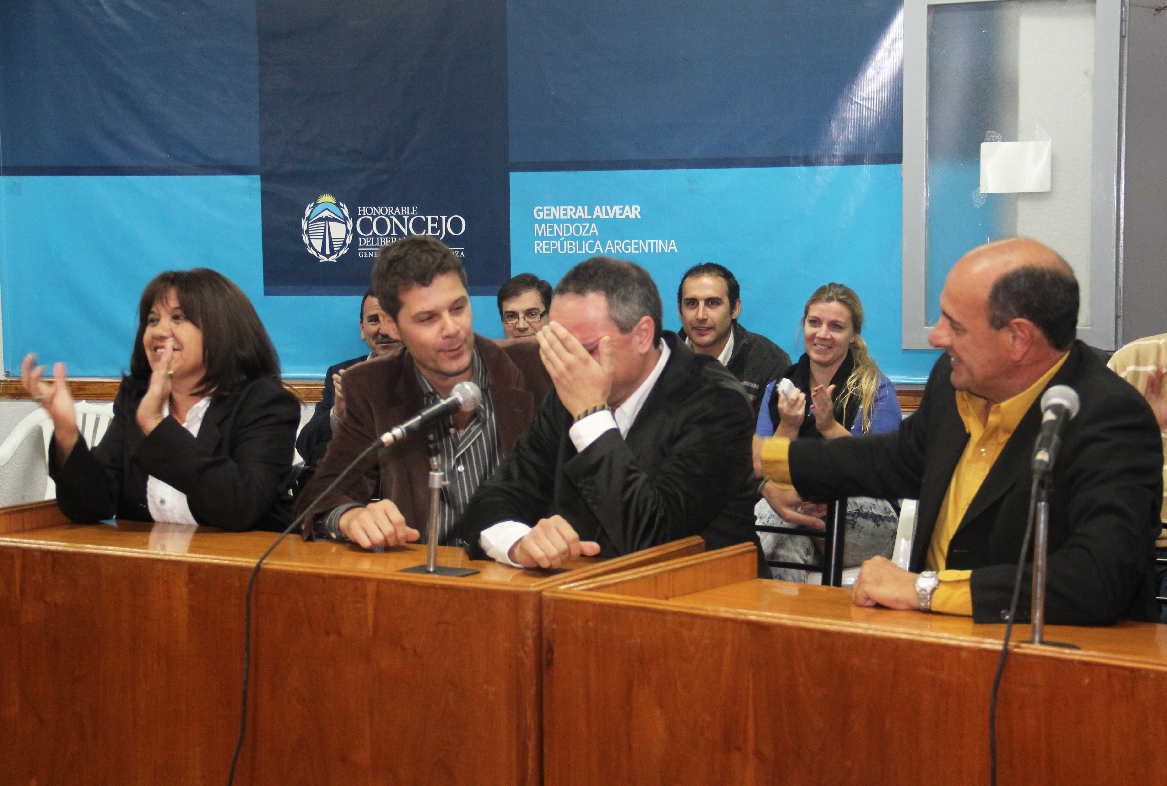 Renunció Gustavo Majstruk y asumió Sergio Sendra