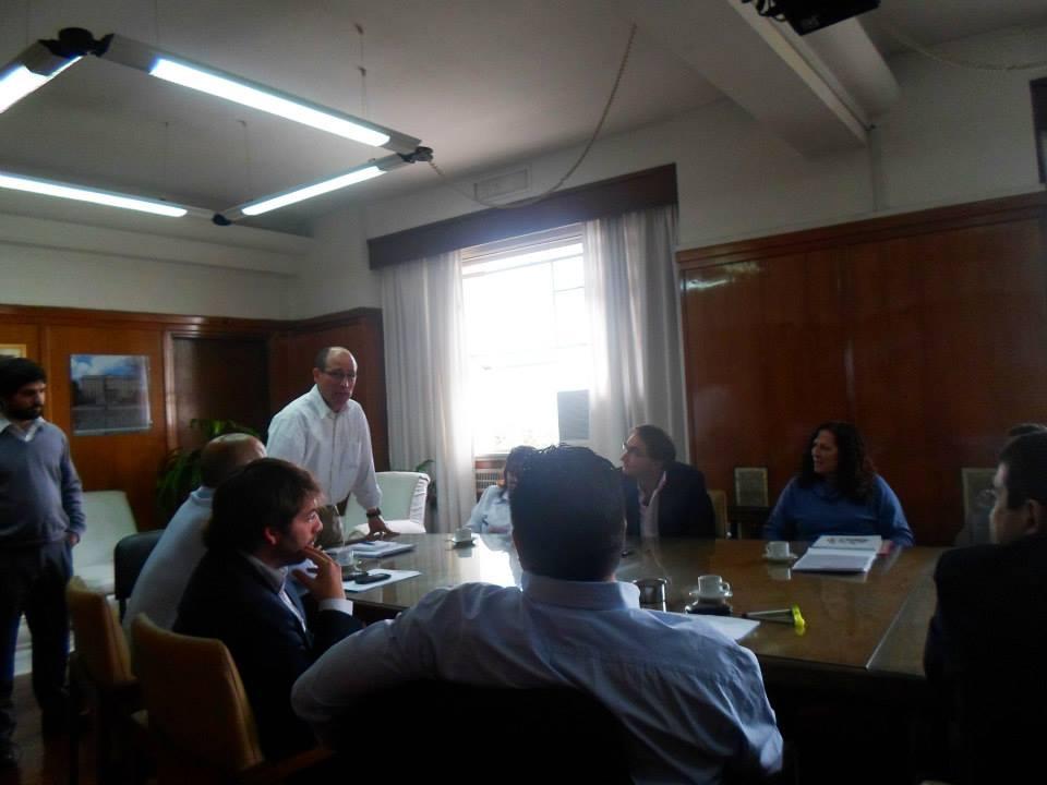 DROGAS: Bassin propone capacitación y trabajo para los jóvenes