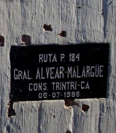 «TRAZA RUTA 188 Alvear – Malargüe»: Aprobaron proyecto de resolución