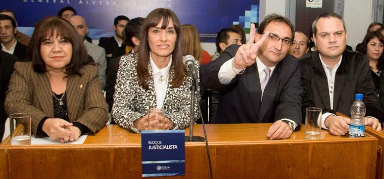 El Bloque Pj- FPV propuso la ampliación del Juzgado Vial.