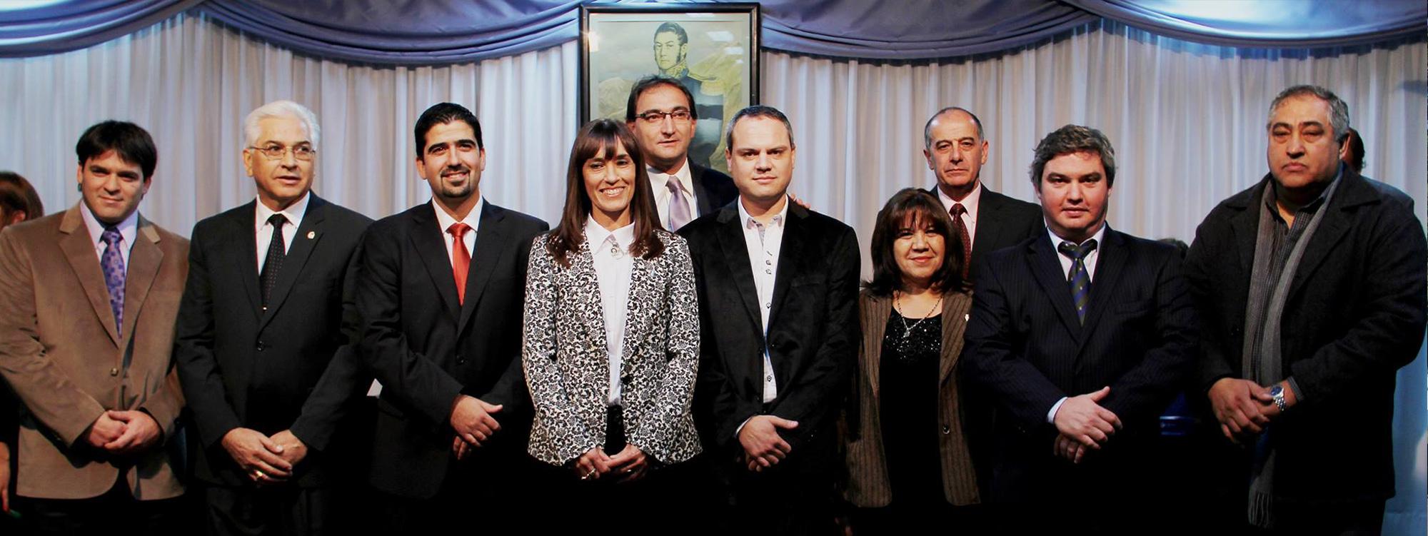 Concejales del Honorable Concejo Deliberante de General Alvear Mendoza
