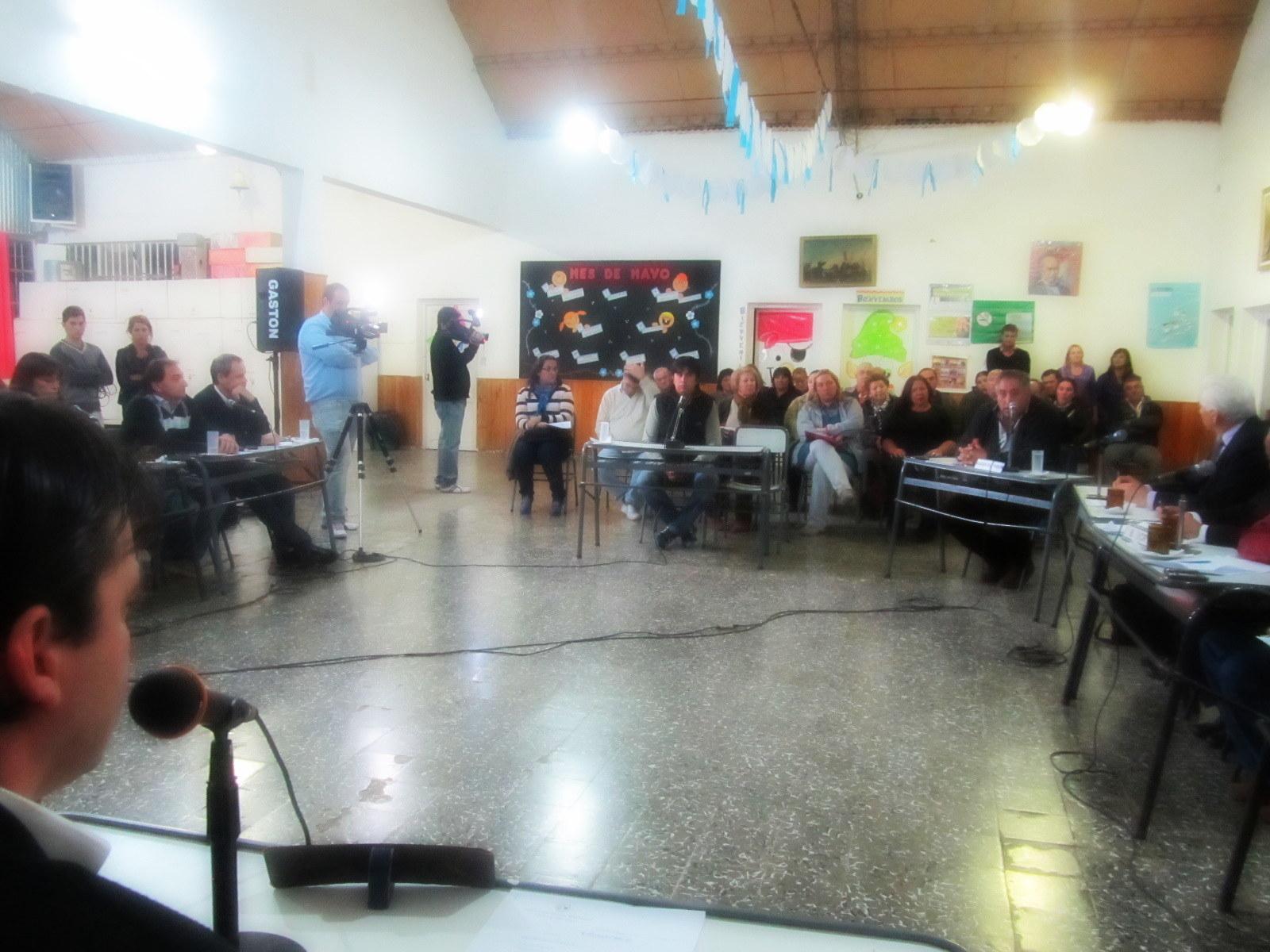 El Concejo sesionará en San Pedro del Atuel