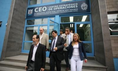 Ramiro Zaragoza pide la instalación en General Alvear del Centro de Operaciones Estratégico del Sistema Tetra (911)