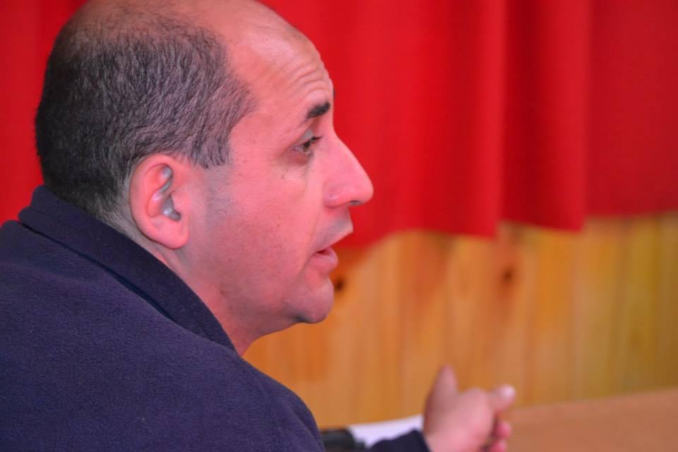 Concejales se reunieron con el Subcomisario zona sur de Bomberos Claudio Esquivel