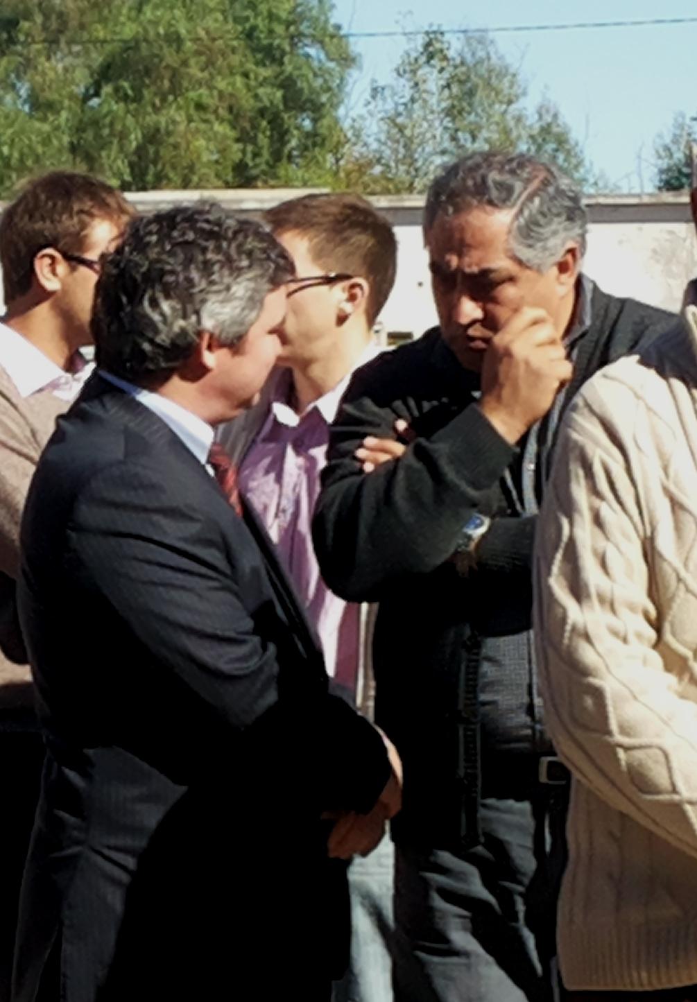 Gutierrez y Zaragoza quieren conocer la cantidad de empleados que tiene la comuna