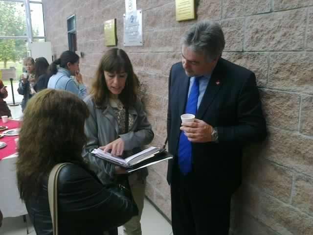 Concejales del PJ se reunieron con Dr. Bernaus uno de los encargados de UESV para poner en marcha la Unidad Ejecutiva de Seguridad Vial
