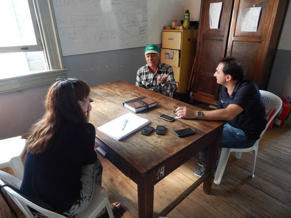 El Bloque PJ-FPV continúa su recorrido por los Distritos Alvearenses