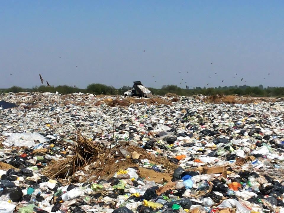 Concejales Radicales y del Frente Renovador piden mejoras en la Planta de Residuos de Alvear