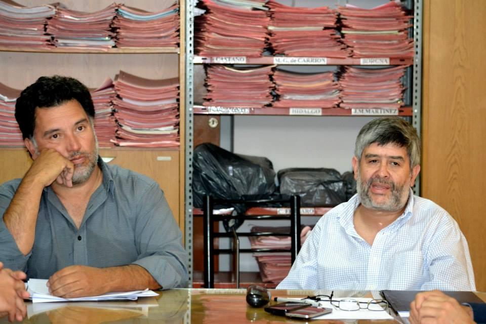 El Concejo Deliberante mantuvo una reunión de trabajo con Vialidad Nacional