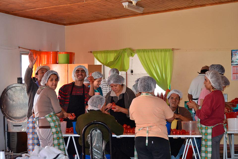 Concejales del F.P.V visitaron el C.I.C del Barrio Soenga
