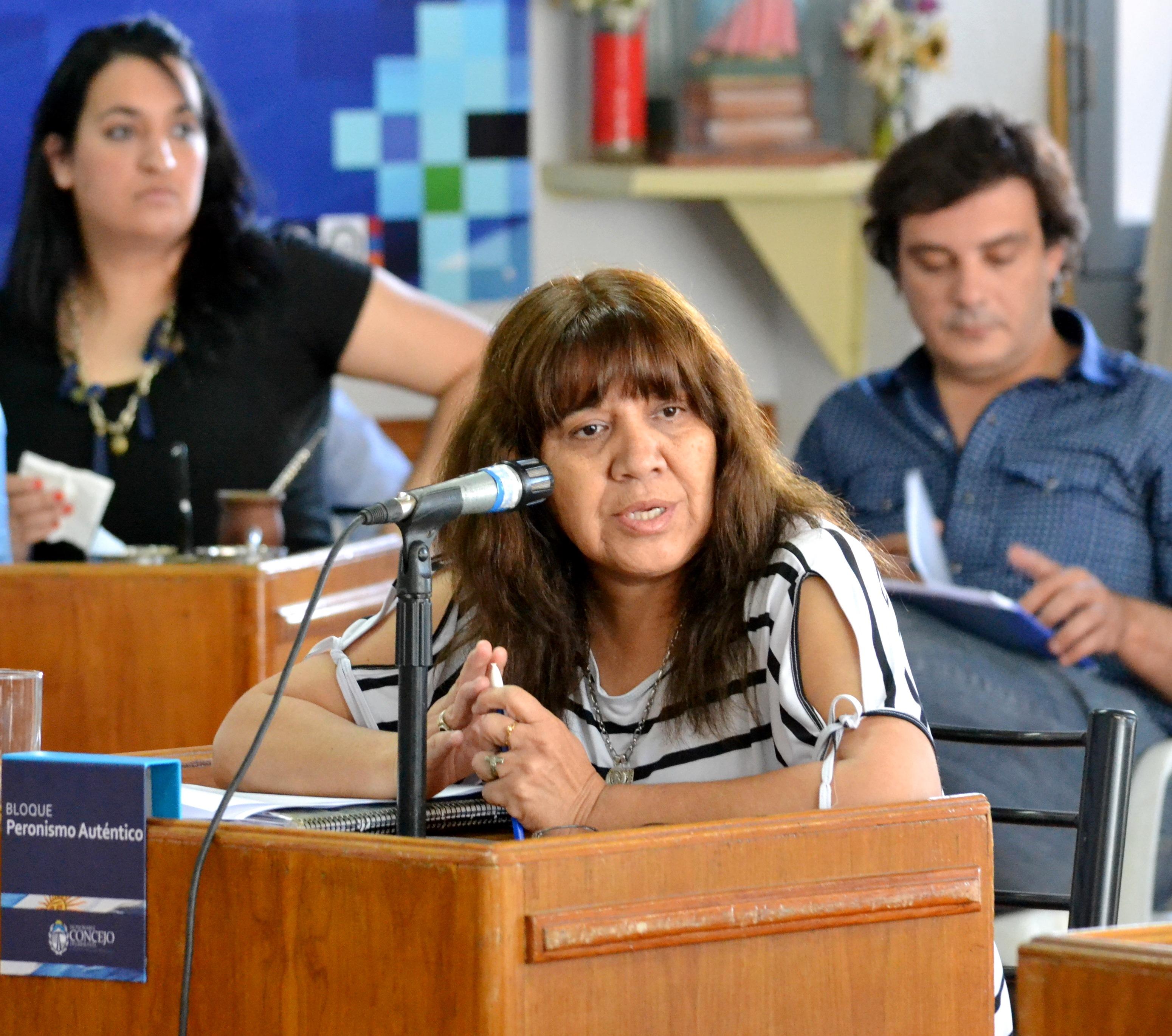 Montesino solicita desde el H.C.D el funcionamiento del equipo de Alta Voz en el Hospital Local