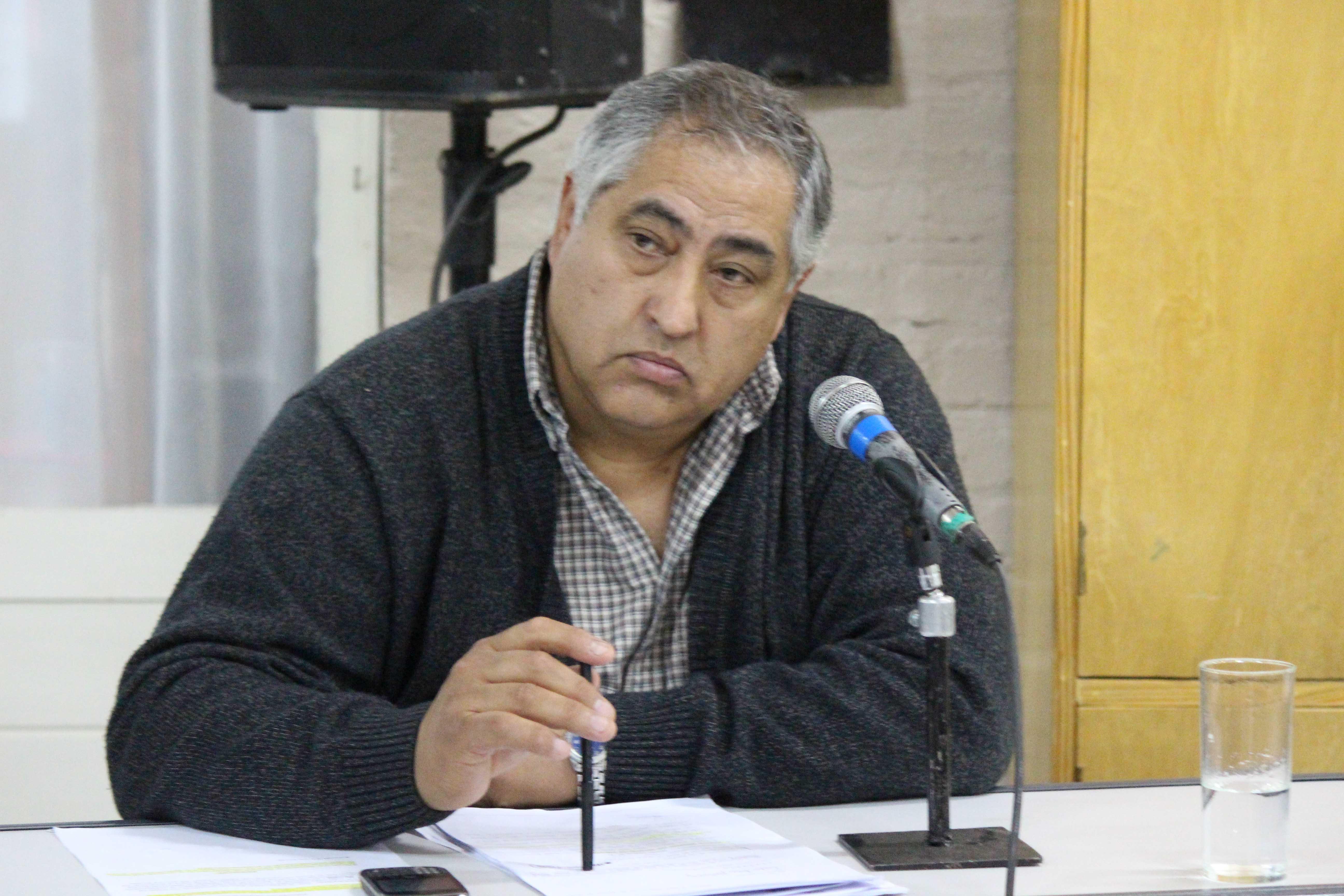 Luis Gutiérrez reclama al Ministerio de Seguridad la Sub-Comisaría para San Pedro del Atuel
