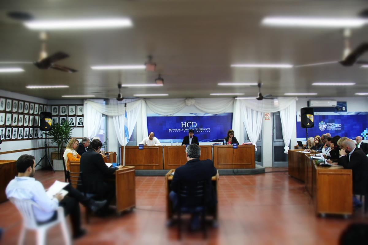 #AHORA: El H.C.D está Sesionando