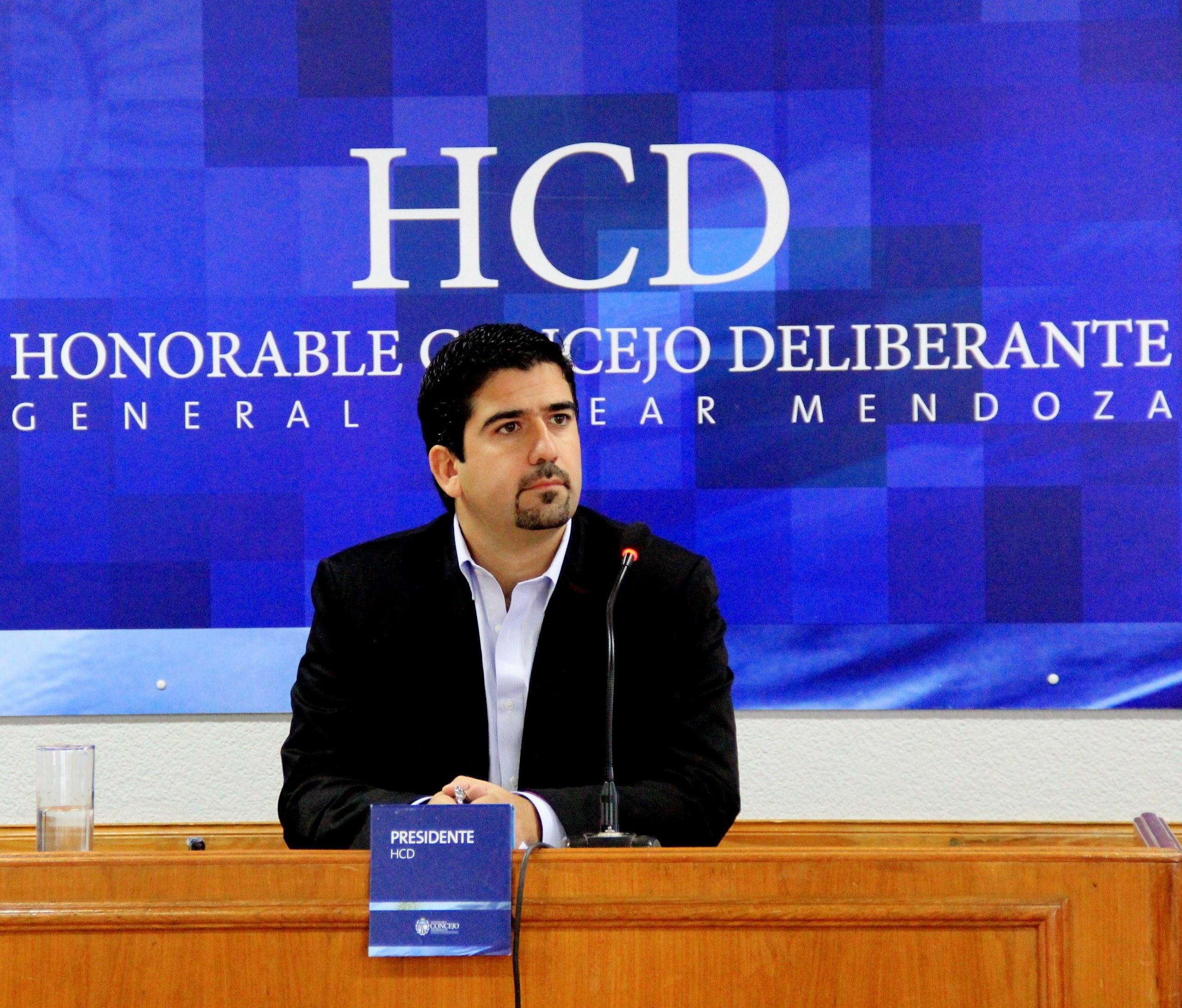 Este miércoles parte del H.C.D viajará a Mendoza