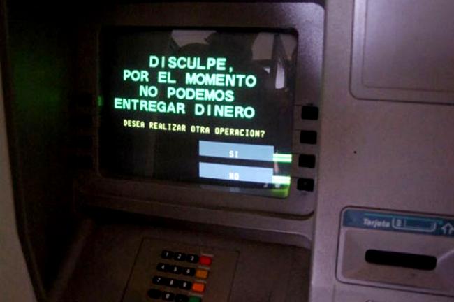 El Concejo reclama mejoras al Banco Nación en Atención al Público