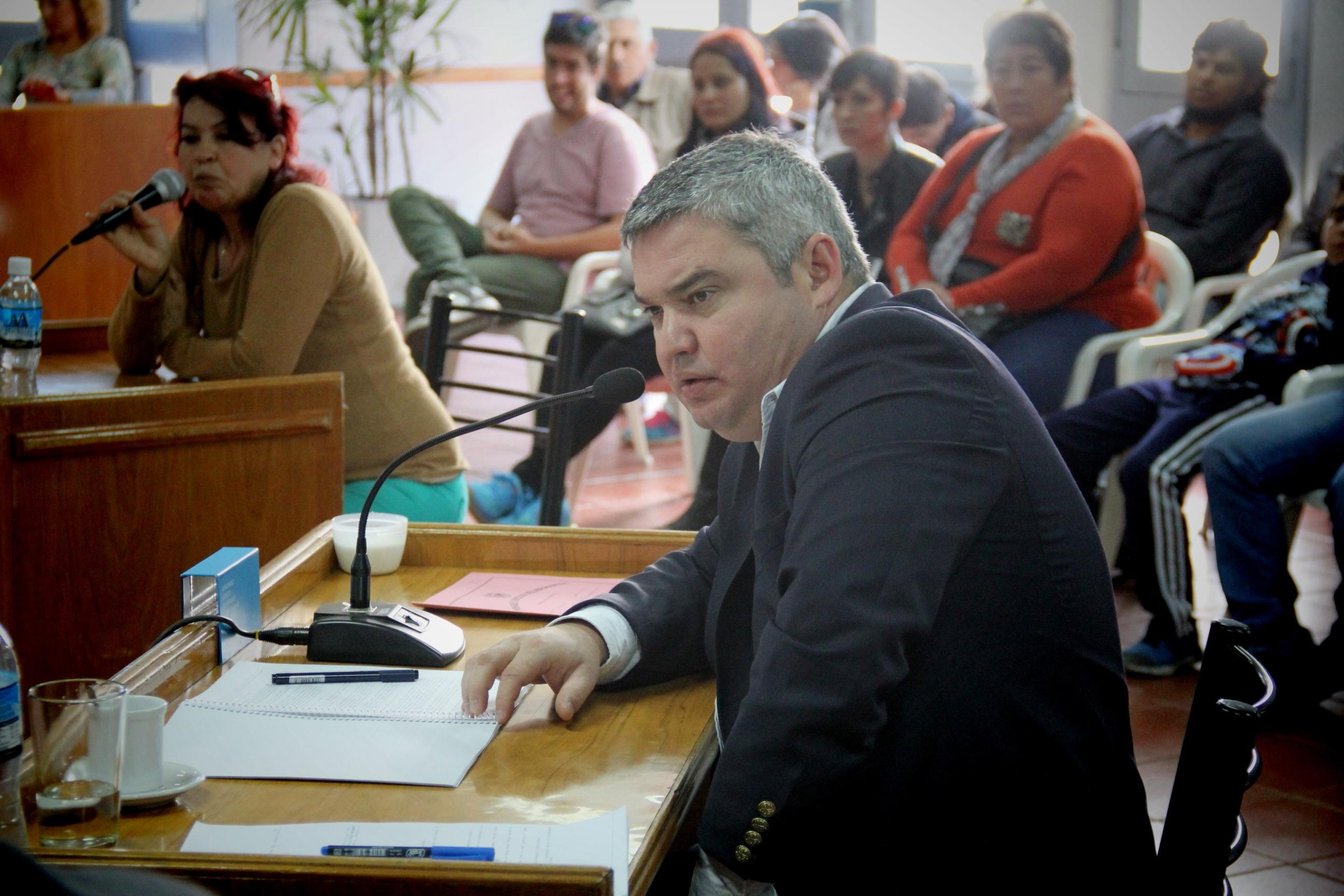 Zaragoza busca que se apliquen medidas para reducir accidentes en Alvear