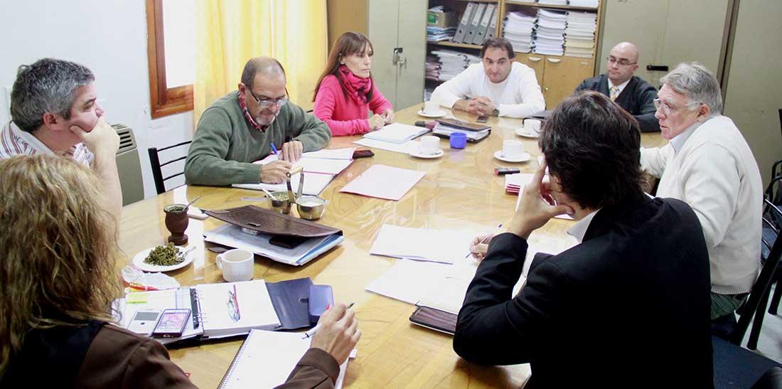 Comisión de Educación HCD Alvear