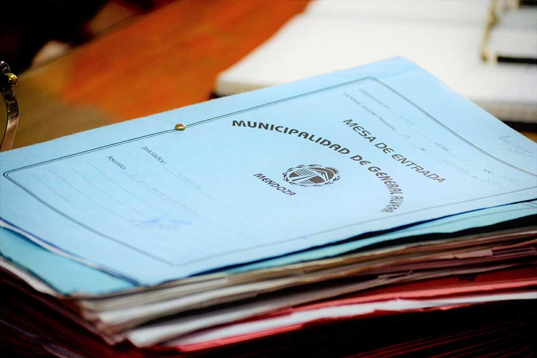 Presupuesto 2018 HCD Alvear