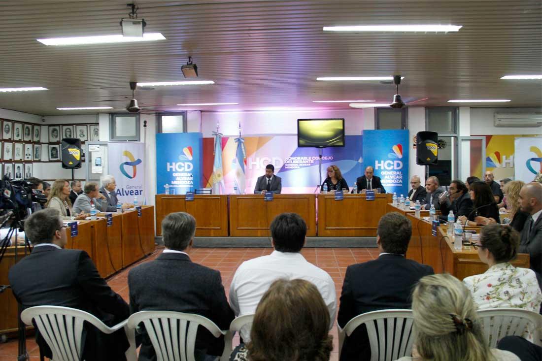 En instantes el Concejo inicia una nueva Sesión Especial