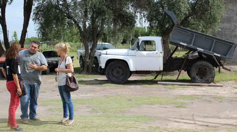 Las Concejales Osorio y Leico visitaron el Matadero Municipal