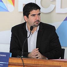 Pablo Longo vice Presidente