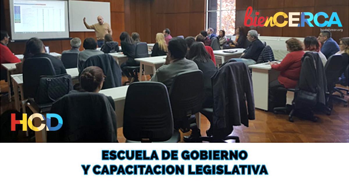 Escuela de Gobierno y Capacitación