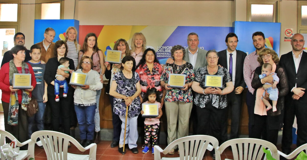 Mujeres Rurales de Alvear fueron reconocidas por el H.C.D