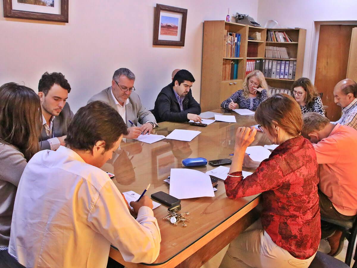El jueves 25 sesiona el Concejo Deliberante