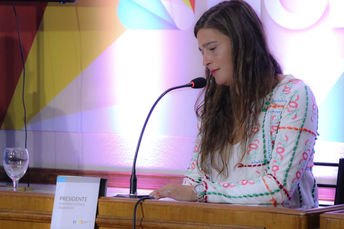 ALEJANDRA TORTI (UCR), ES LA NUEVA PRESIDENTE DEL HONORABLE CONCEJO DELIBERANTE DE GENERAL ALVEAR.