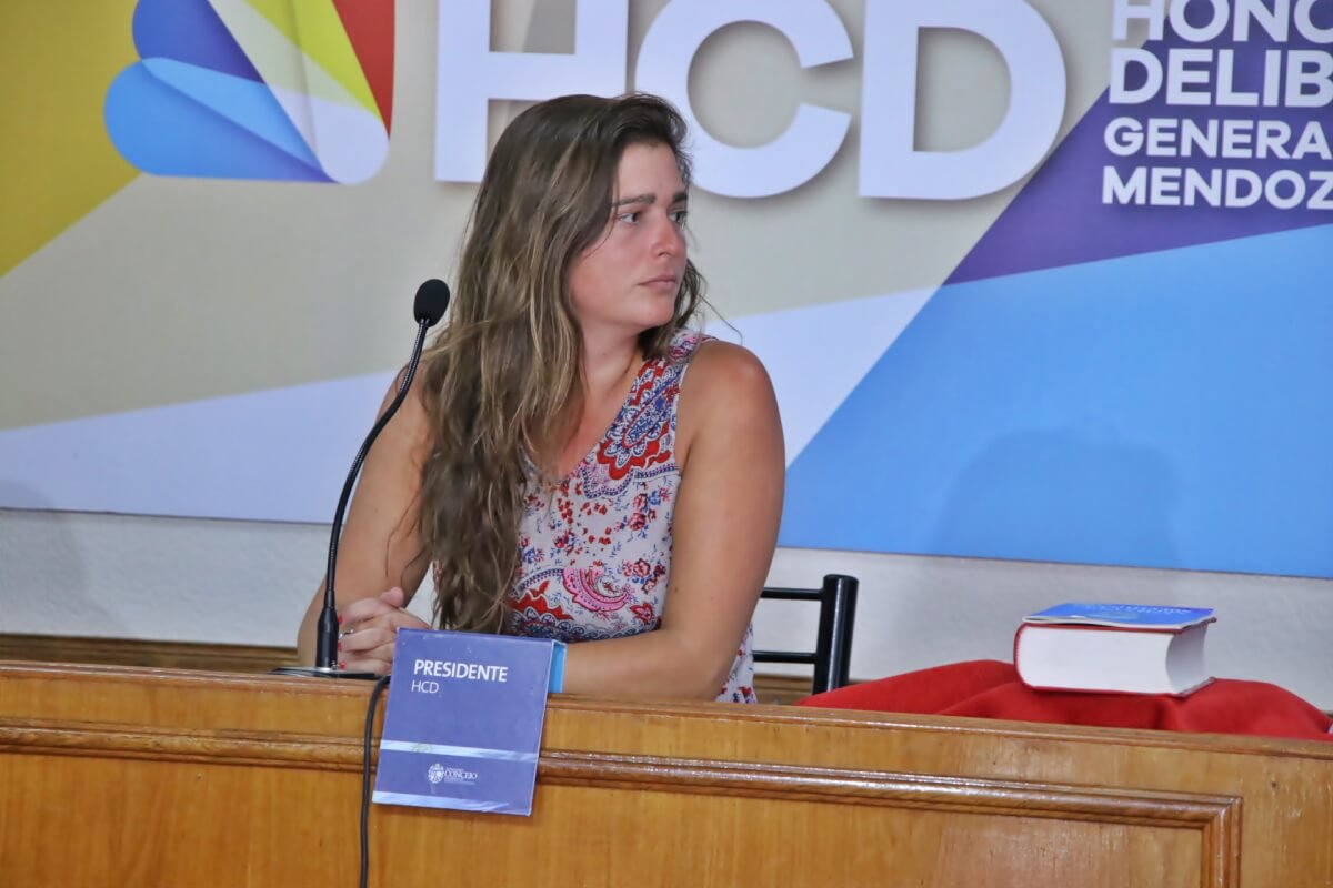 Autoridades HCD (2019-2020)
