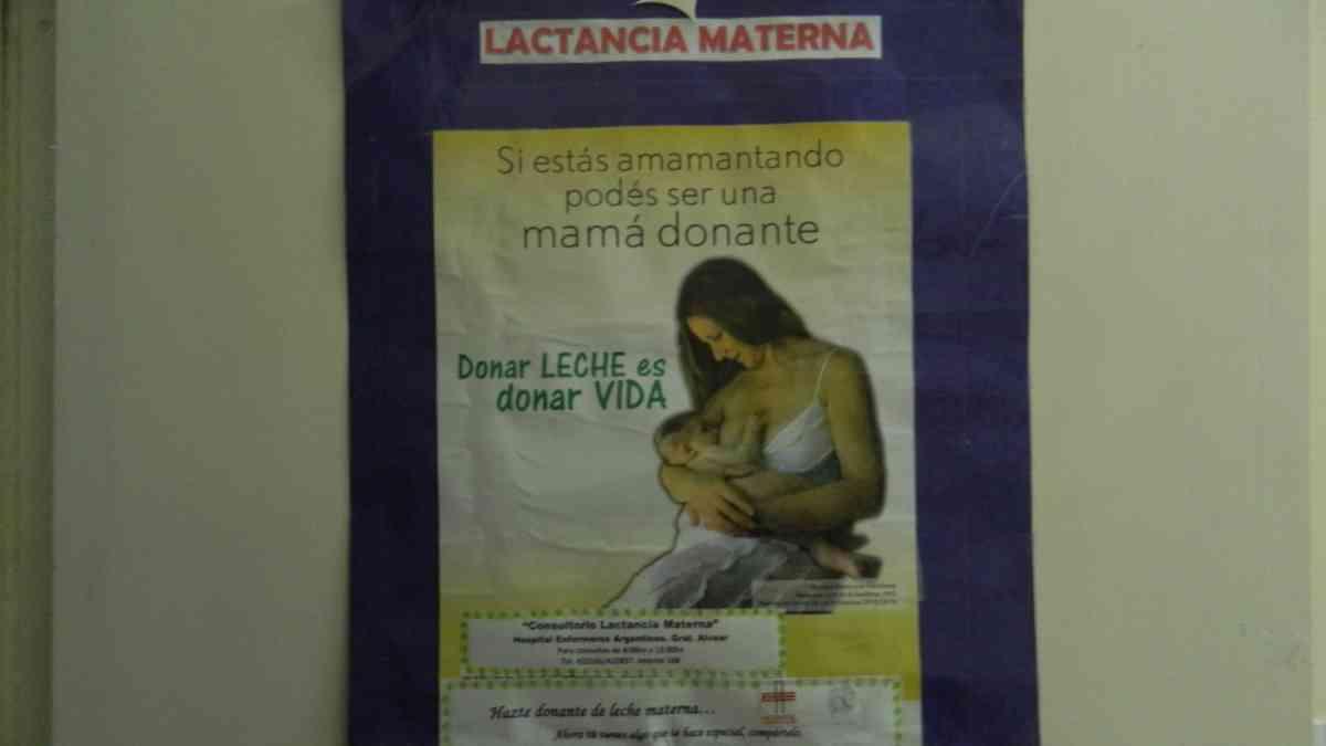Se propuso declarar INTERÉS DEPARTAMENTAL el «Centro de Lactancia Materna».
